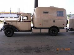 Old school RV?!