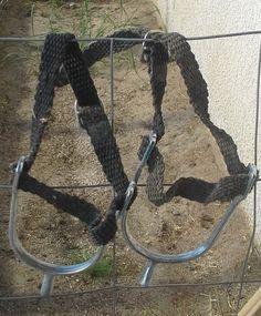 Slip on Spur w/Nylon straps $ 5