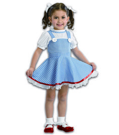 Toddler Girls Dorthy Costume Sale - $18