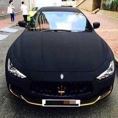"Luxury Cars Bugatti Expensive Bentley 4 Door Tesla Maserati Ferrari Audi Cadillac Lamborghini Porsche 👉 Get Your FREE Guide ""The Best Ways To Make Money Online"" Maserati Ghibli, Maserati Auto, Fancy Cars, Cool Cars, Supercars, Dream Cars, Dream Job, Carros Lamborghini, Lamborghini Aventador"