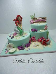 Ariel cake - Cake by Diletta Contaldo
