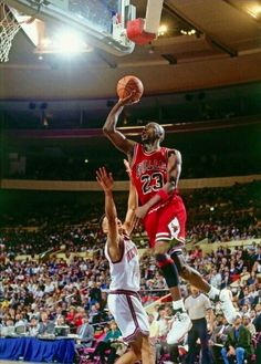 Jordan vs Knicks