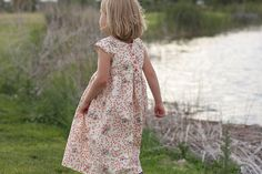 4th of July dress by Frontier Dreams, via Flickr