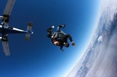 time of my life Sky Diving San Diego