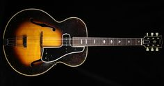Gibson 1943 L-7 Vintage Archtop Electric Guitar
