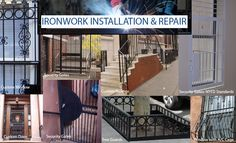 212-206-7777 Iron Work Installation & Repair in NYC | SOS Locksmith Repair & Install Iron Work for NYC Residents | SOSLocksmith (shared via SlingPic)