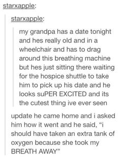 Some love stories will truly melt your heart. | 19 Love Stories From Tumblr That Will Melt Your Stone Cold Heart