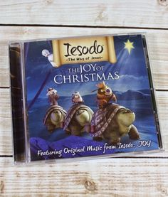 Iesodo The Joy of Christmas CD