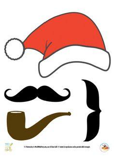 Travestimenti per Natale - Stampa, disegna e crea con Filastrocche.it