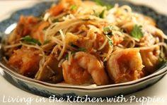Padma Lakshmi's Singapore Noodles