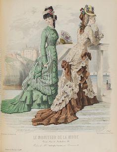 Le Moniteur de la Mode 1876