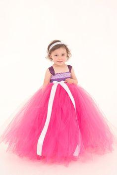 Girls Tutu Dress, Doc McStuffins Inspired Tutu, Birthday Party Dress, Birthday Tutu, Character Tutu, Birthday Outfit, Halloween  Costume - pinned by pin4etsy.com