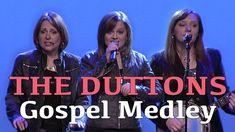The Duttons Gospel Medley Swing Low Sweet Chariot, Singing, Songs, Music, Youtube, Musica, Musik, Muziek, Song Books
