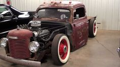 Another walk through the Classic Car Liquidators Dealership, via YouTube.