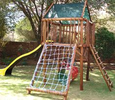 Jungle Gyms for Africa