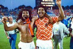 Gullit en Rijkaard 1988: enigste wedstrijd die ik ooit zag..