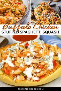 Ww Recipes, Low Carb Recipes, Real Food Recipes, Cooking Recipes, Yummy Food, Fall Recipes, Speggetti Squash Recipes, Healthy Spaghetti Squash Recipes, Think Food