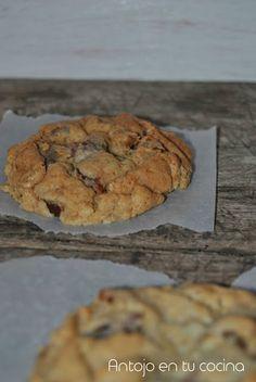 Galletas de dátiles y nueces - date & walnuts cookies