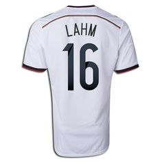 e80d5abaaf1 2014 Philipp Lahm  16 Germany Authentic Home Men s Soccer Jersey