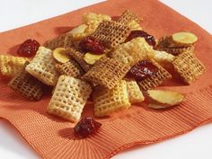 Cranberry-Orange Chex® Mix and other chex mix recipes
