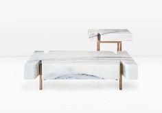 450LB Terranova Coffee Table designed by Khouri Guzman Bunce Lininger