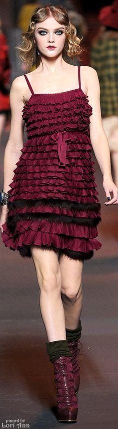 Christian Dior Fall 2011 RTW