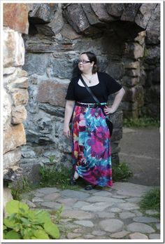 Tie Dye Skirt, Plus Size, Photo And Video, My Style, Floral, Skirts, Fashion, Moda, Fashion Styles