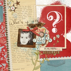 Chambray Collection Biggie, designed by Brandy Murry, Scrap Girls, LLC digital scrapbooking product designer