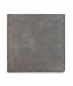Otto Piene - The Splendor of a Grey Day, 2007  Ceramic