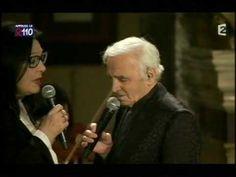 Nana Mouskouri - Charles Aznavour - Duo - Mourir d'Aimer