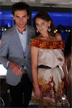 Swatch Faces Party - Mika and Yasmine Penniman 2013