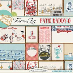 PATIO DADDY O Is Cookinu0027 Up Some Retro