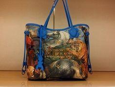Louis Vuitton Rubens bag on display in Toronto store
