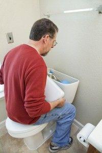 Easy DIY Cracked Toilet Tank Repair