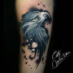 Eagle Tattoo Forearm, Bald Eagle Tattoos, Eagle Head Tattoo, Small Eagle Tattoo, Head Tattoos, Back Tattoos, Forearm Tattoos, Small Tattoos, Sleeve Tattoos