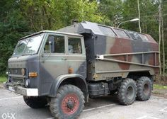 STAR 266 military truck