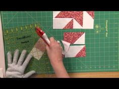 How to Make the Twinkling Stars Quilt - YouTube