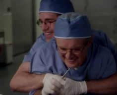 hugs // Ducky & Palmer on NCIS