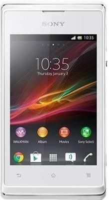 Sony Xperia E(White, 4 GB)