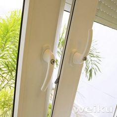 As #janelas da Weiku possuem maior resistência aos raios UV. Por isso, possuem #durabilidade para uma vida! #projeto #casa #homedecor #homedesign