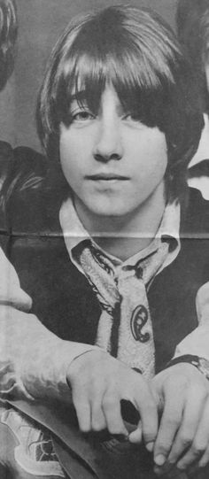 Tony Hicks (The Hollies) c. 1968