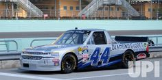 NASCAR Ford EcoBoost 200 Practice in Homestead, Florida.