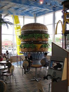 1. Big Mac Museum and Restaurant, North Huntingdon - the Big Mac was invented in Western PA.