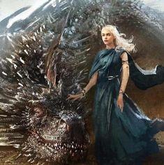 D A E N A R Y S  T A R G A R Y E N Credit:unknown  #gameofthrones #got #HBO #DaenerysoftheHouseTargaryen#theFirstofHerName #TheUnburnt #QueenoftheAndals #QueenofMeereen #KhaleesioftheGreatGrassSea #ProtectoroftheRealm #LadyRegnantoftheSevenKingdoms #BreakerofChains #MotherofDragons #ataleofthones  @a.tale.of.thrones
