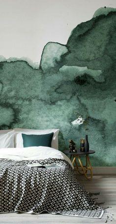 Decal on wall - Hawaiian nights #luxury #homedecor #luxurydotcom