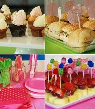 Kid Party Ideas : Multiply Delicious- All About the Kids