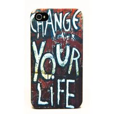 Life Change iPhone 4/4S Hardcase, $20, now featured on Fab.