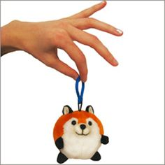 Micro Squishable Fox: An Adorable Fuzzy Plush to Snurfle and Squeeze! @Jennifer Altier -- what does the fox say???