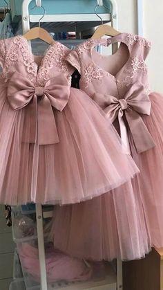 African Dresses For Kids, Little Girl Dresses, Girls Dresses, Flower Girls, Flower Girl Dresses, Baby Girl Birthday Dress, Birthday Dresses, Kids Gown, Baby Girl Dress Patterns
