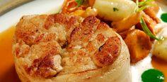Ris de veau aux girolles : recette sur Cuisine Actuelle